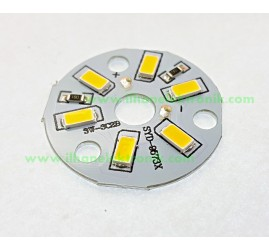 12V 3W Pcb Led Beyaz 6Led