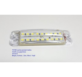 TH182 serisi dekoratif lamba12-24V sugeçirmez